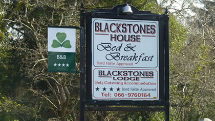 Blackstones House Glencar