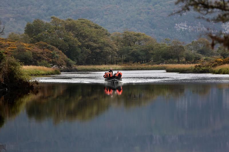 Boat Trip Gap of Dunloe