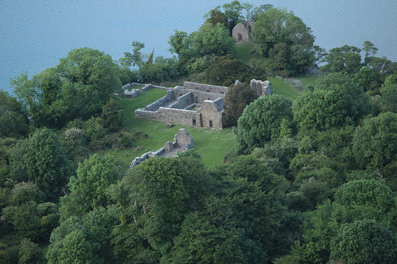 Innisfallen Island & Monastery