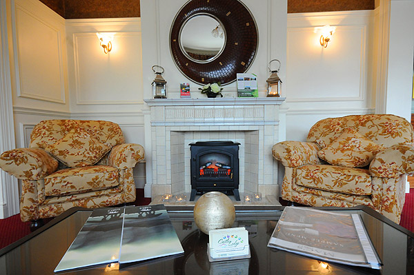 Lounge in Castle Lodge Guesthouse Killarney