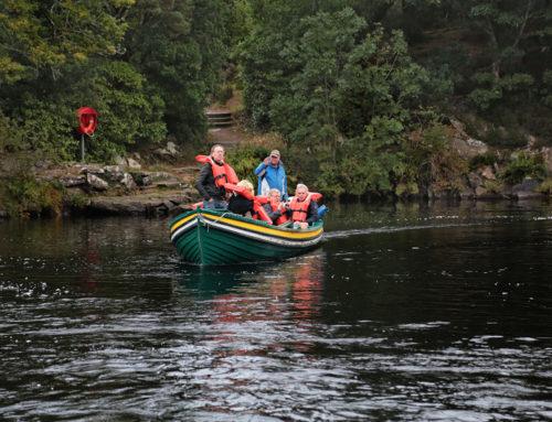 O Donoghue Boat Tour Gap of Dunloe