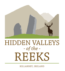 Hidden Valleys of The Reeks Logo